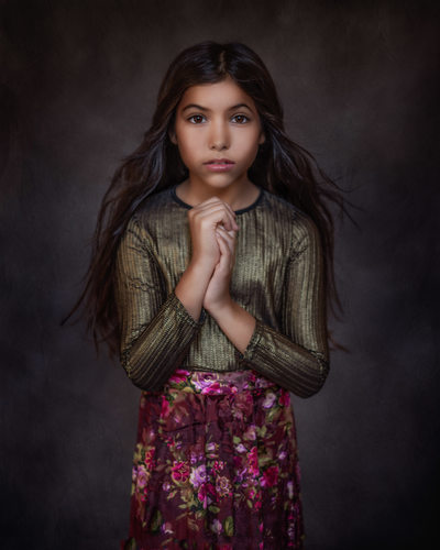 Chlidren Photography- Fine Art Studio