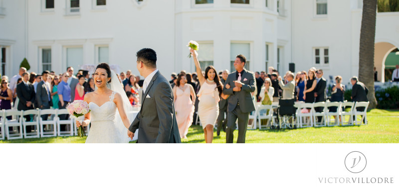Best San Jose Outdoor Wedding Location