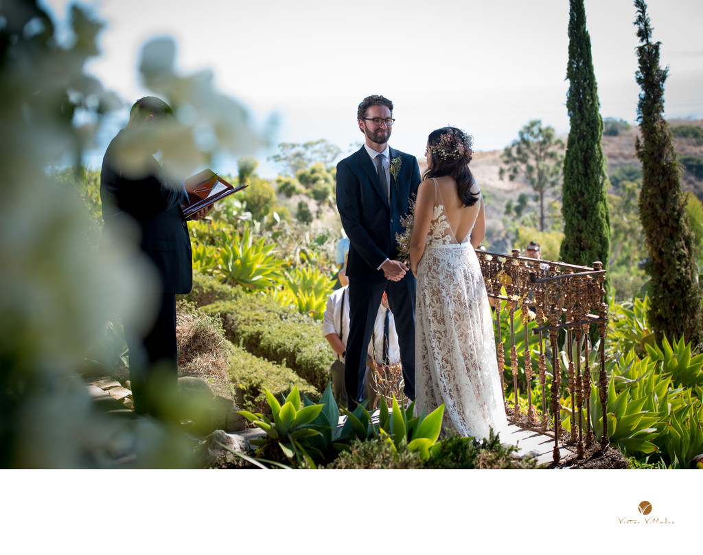 Rancho Palos Verdes Wedding