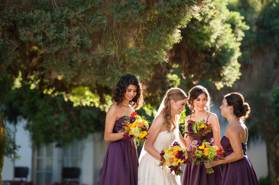 Omni La Costa Resort Wedding Photographer