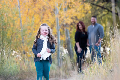 Glenshire Truckee Family Photos