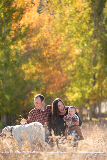 Truckee Family Photography