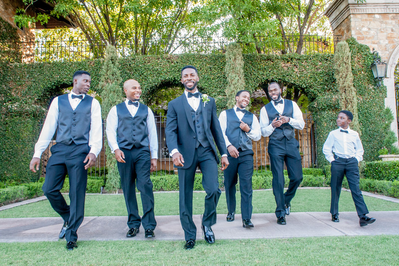 Villa Siena Wedding Phoenix Photographer Groomsmen