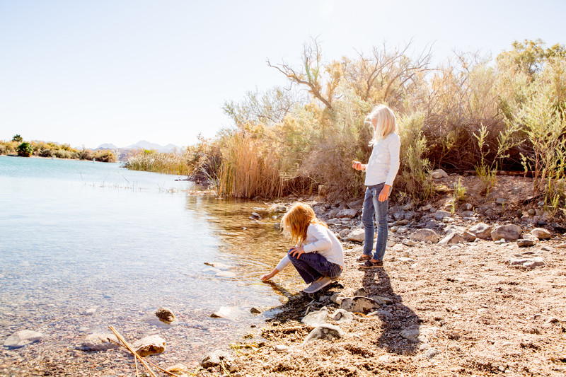 Beach Portrait Session, Lake Havasu City Photographer