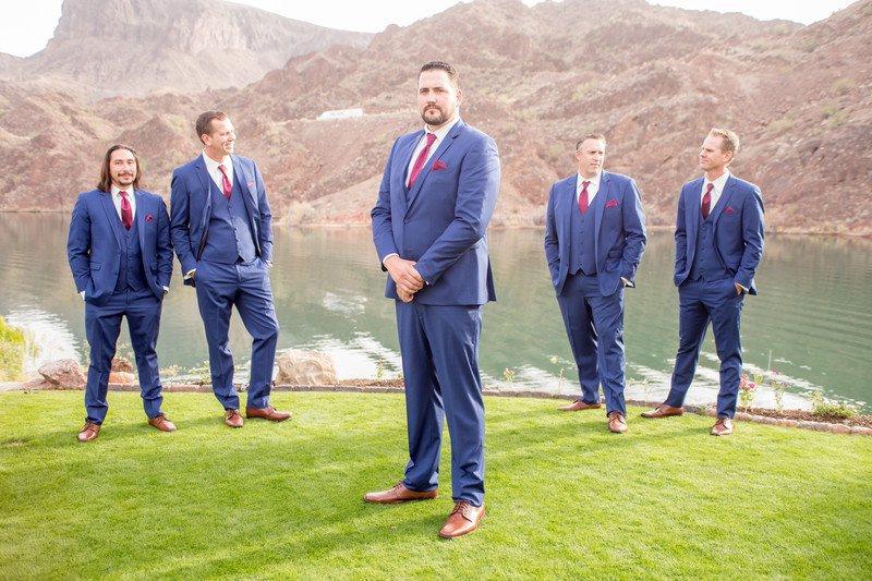 Lake Wedding Lake Havasu City Phoenix Photographer