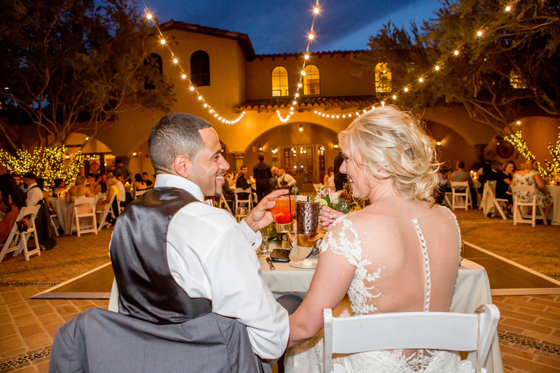 Toast Bride Blackstone Phoenix Wedding Photographer