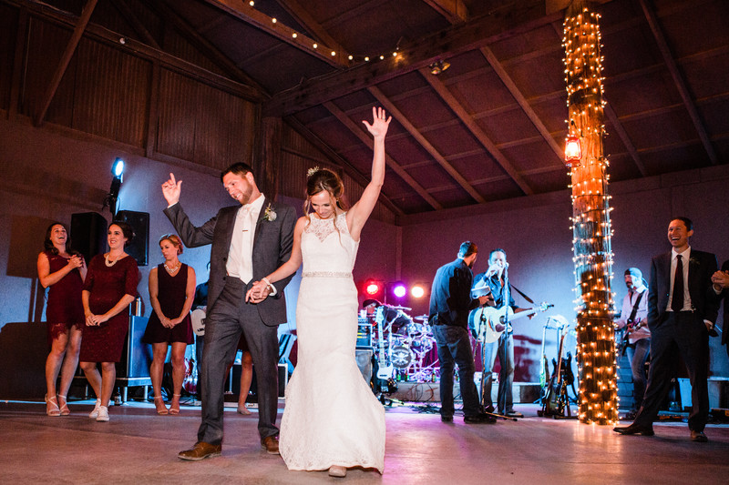 Reception Dance Desert Foothills Phoenix Photographer