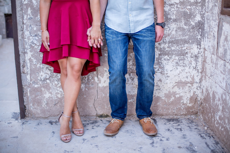 Affordable Engagement Session Phoenix Photographer