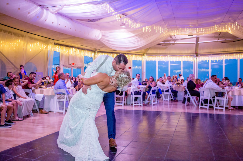 Reception First Dance Phoenix Wedding Photographer