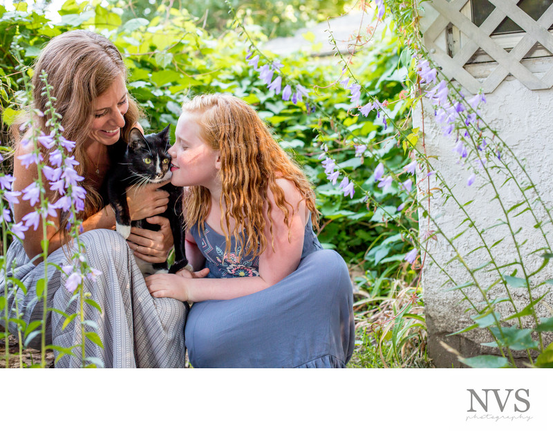 Family Pet Portrait Session, Scottsdale Photographer