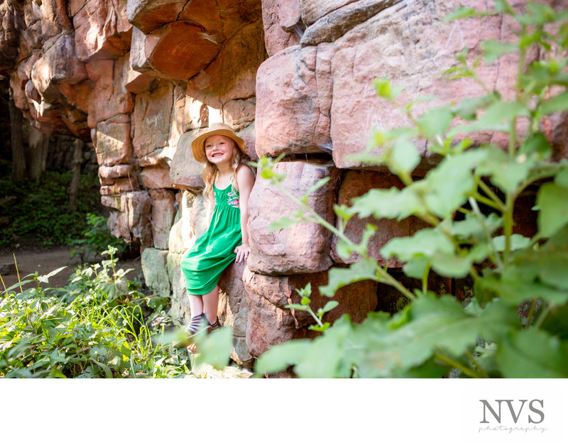 Portrait Session Devils Gulch South Dakota Photographer