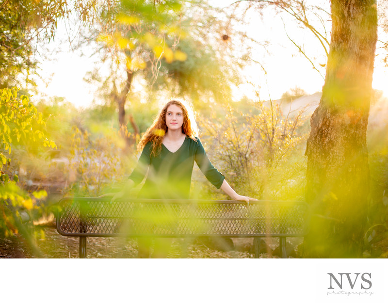 Senior Portrait Session Phoenix Photographer Affordable