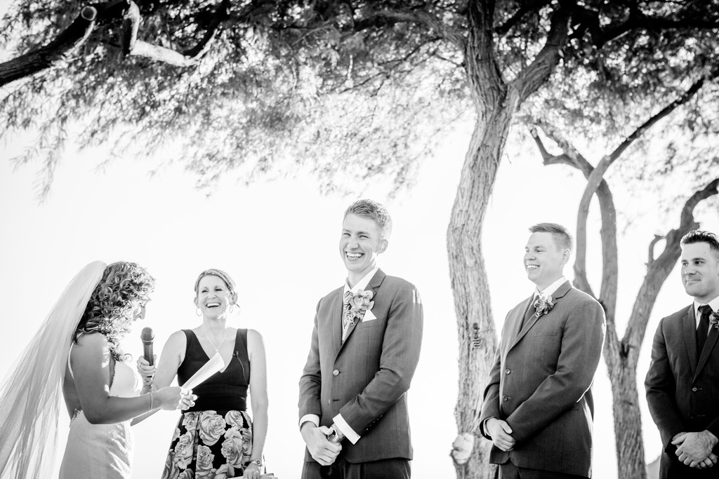 Ceremony Eagle Mountain Phoenix Wedding Photographer