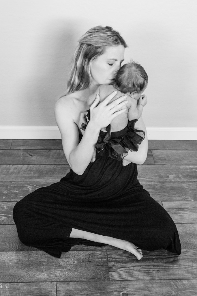 Snuggle Baby Portrait Session, Phoenix Photographer