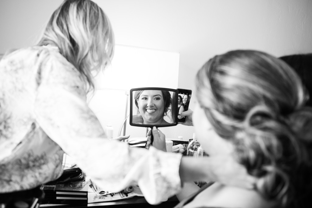 Bride Makeup Agave Sedona Phoenix Wedding Photographer