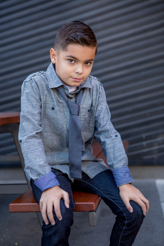Boys Head Shot Portrait Session, Las Vegas Photographer