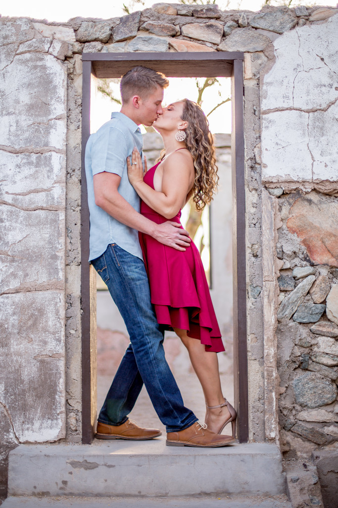 Engagement Session, South Mountain Phoenix Photographer