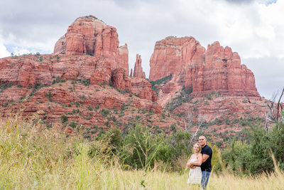 Engagement Portrait Session, Sedona Photographer