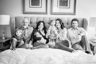 Lifestyle Family Portrait Session, Phoenix Photographer