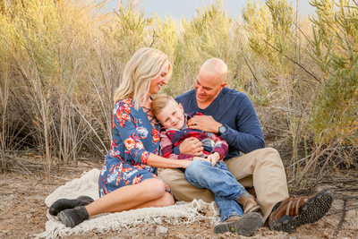 Family Portrait Session, Lake Havasu City Photographer