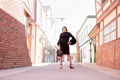 Unique Business Portrait Phoenix Photographer