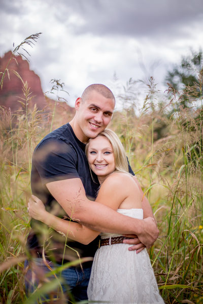 Engagement Session, Sedona, Arizona Photographer