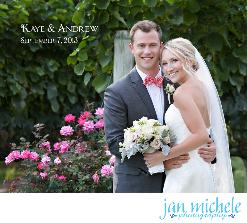 River Run Country Club Wedding: Kaye + Andrew @ Veritas Vineyard & Winery In Afton, VA
