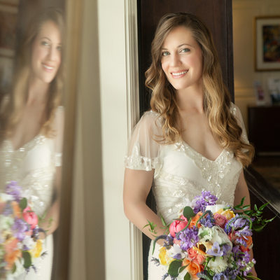 Beautiful Bride - Twice - River Farm, Alexandria, VA