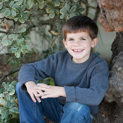 Jacksonville, FL Family Photographer - Lost Tooth