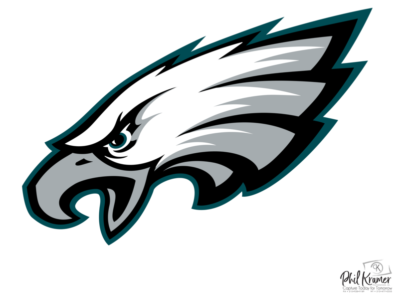 Phil Kramer Photographers | Philadelphia Eagles logo corporation