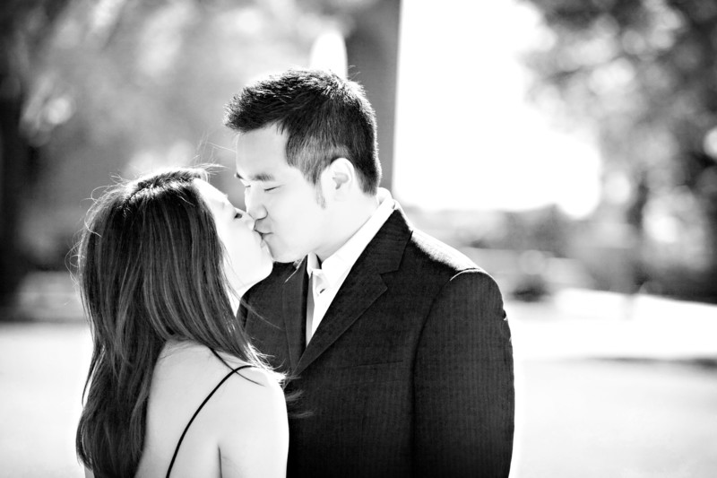 Cambridge Mass Engagement Photos