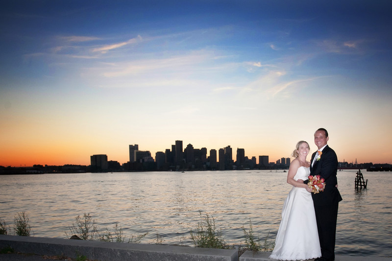 Hyatt Harborside Wedding Photos