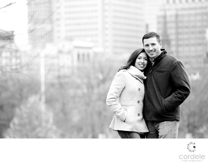 Boston Common Engagements