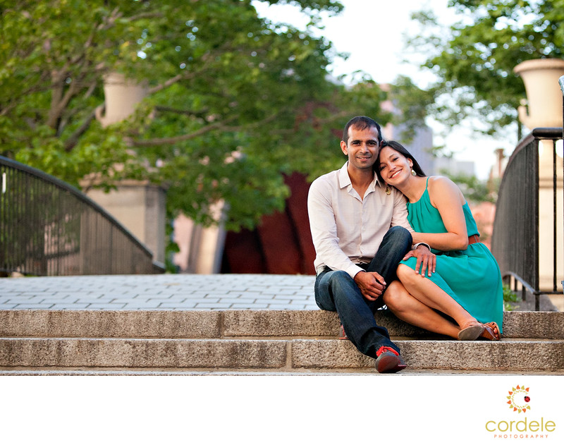 Engagement Photos Hatch Shell