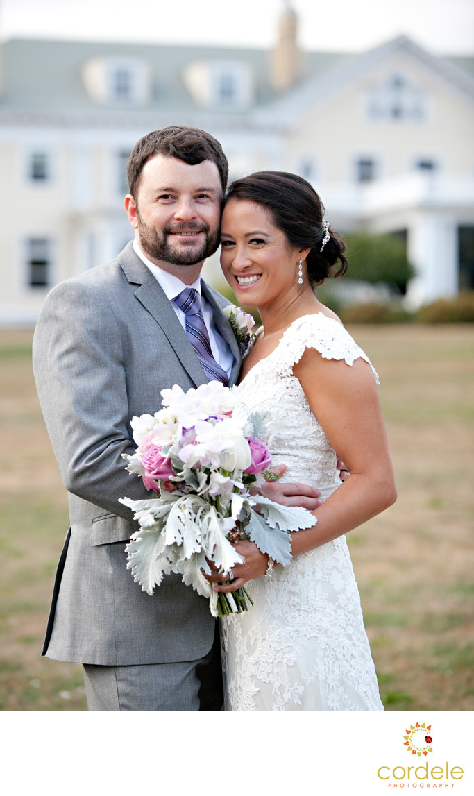 Endicott Estate Wedding Photographers