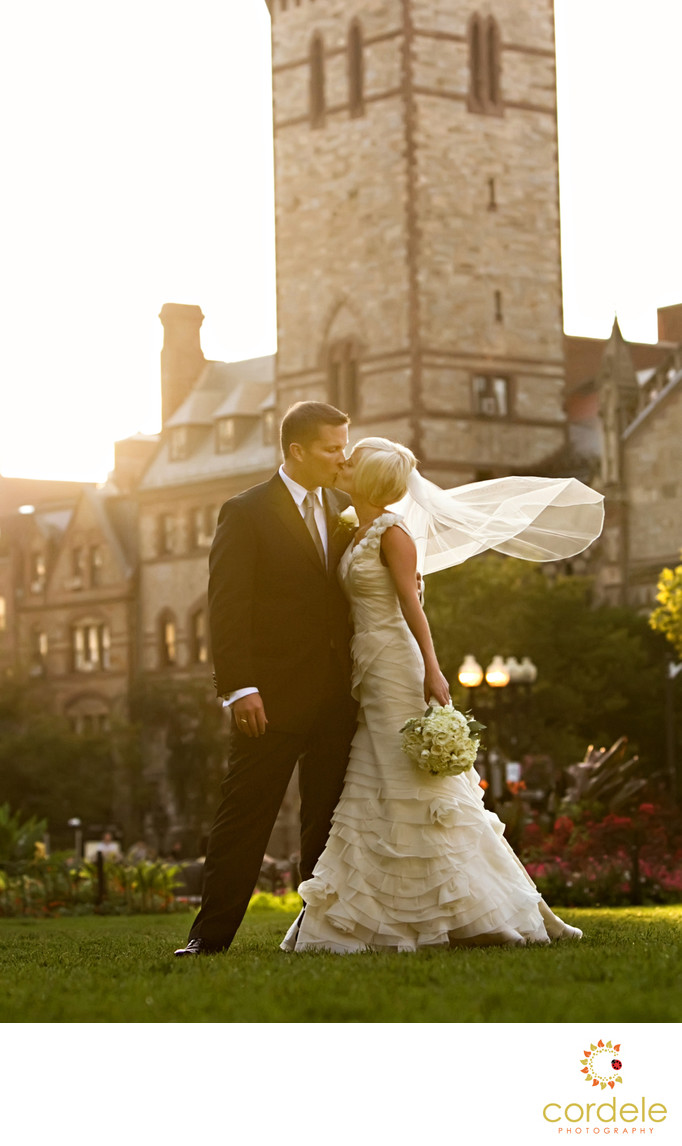 Fairmont Copley Wedding Photographer