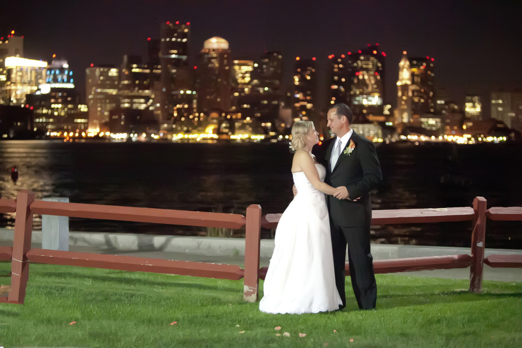 Hyatt Harborside Wedding Photographers