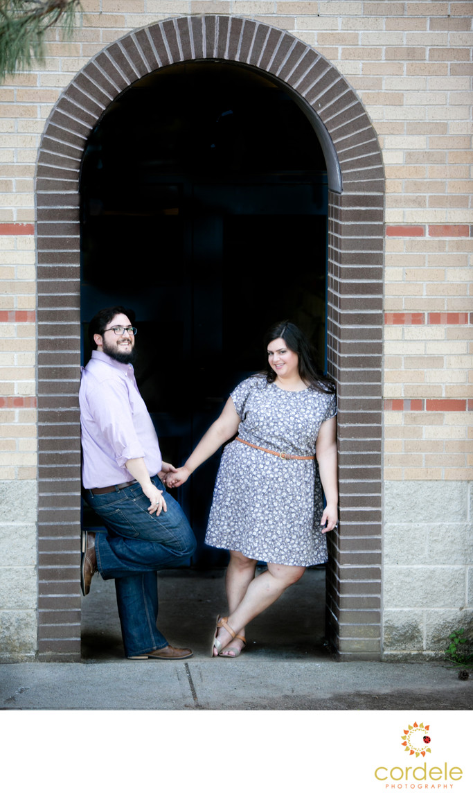 Arlington MA Engagement Photographers