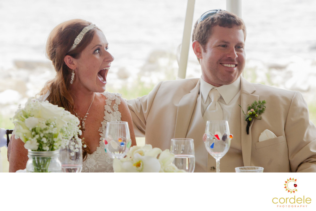 Seacoast Science Center Wedding Photographer