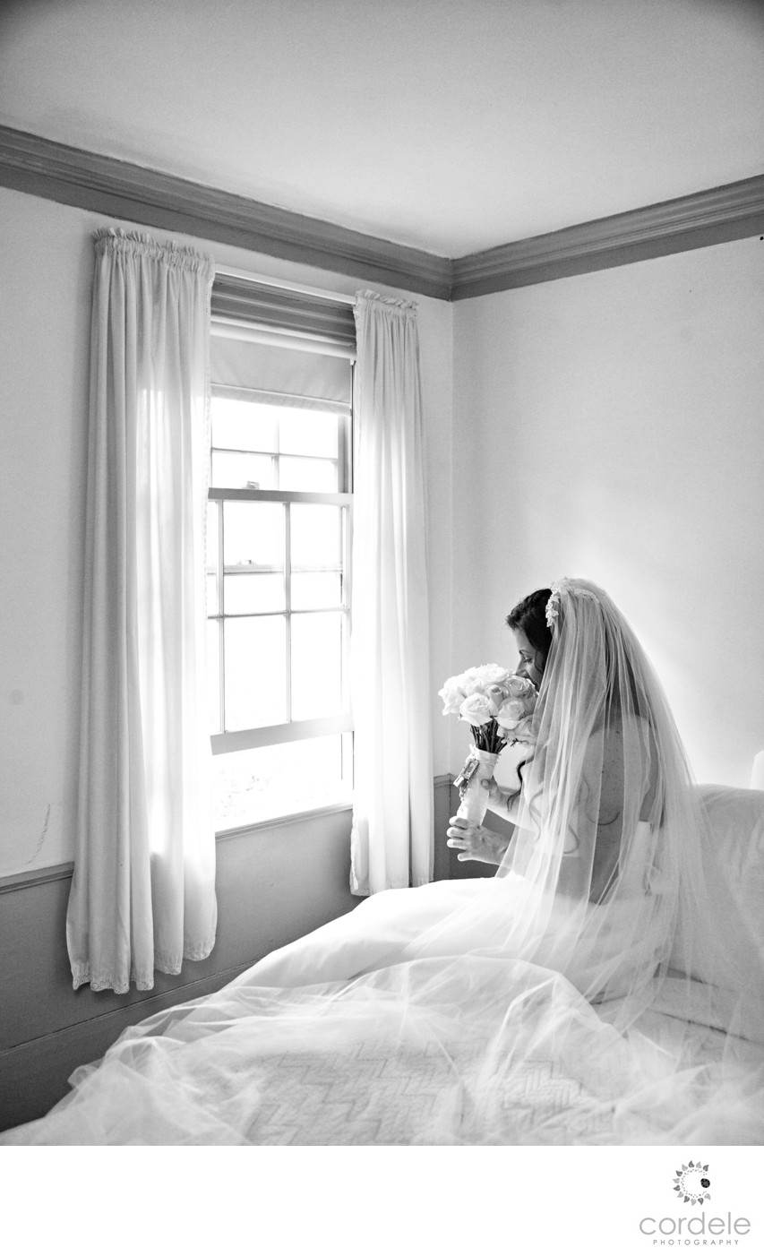 Wayside Inn Wedding photographs