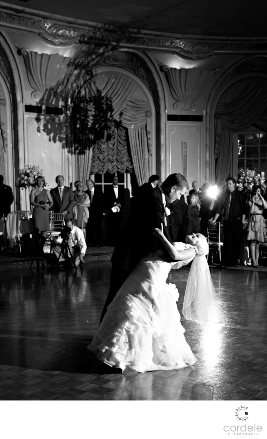 Fairmont Copley Plaza Wedding Photos