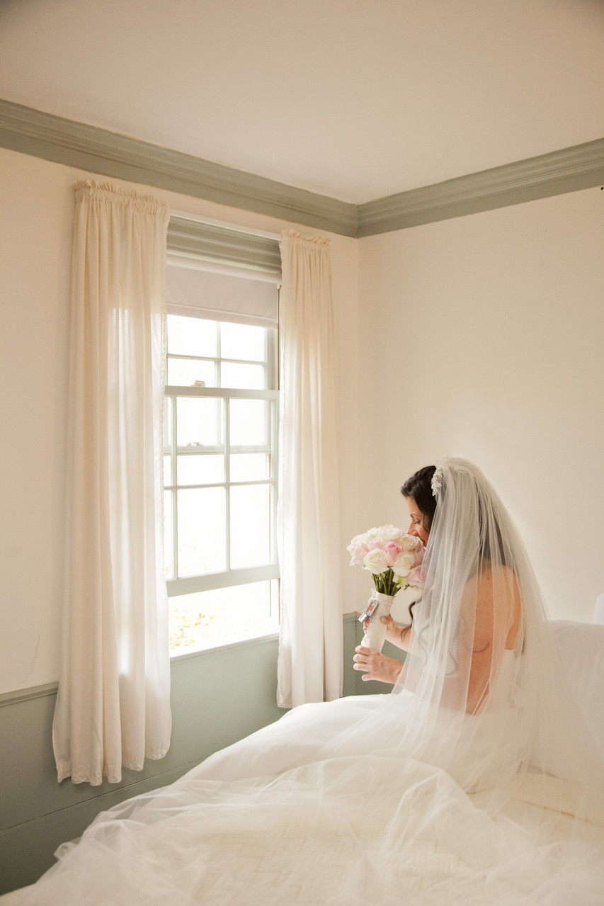 Wayside Inn Wedding photographer