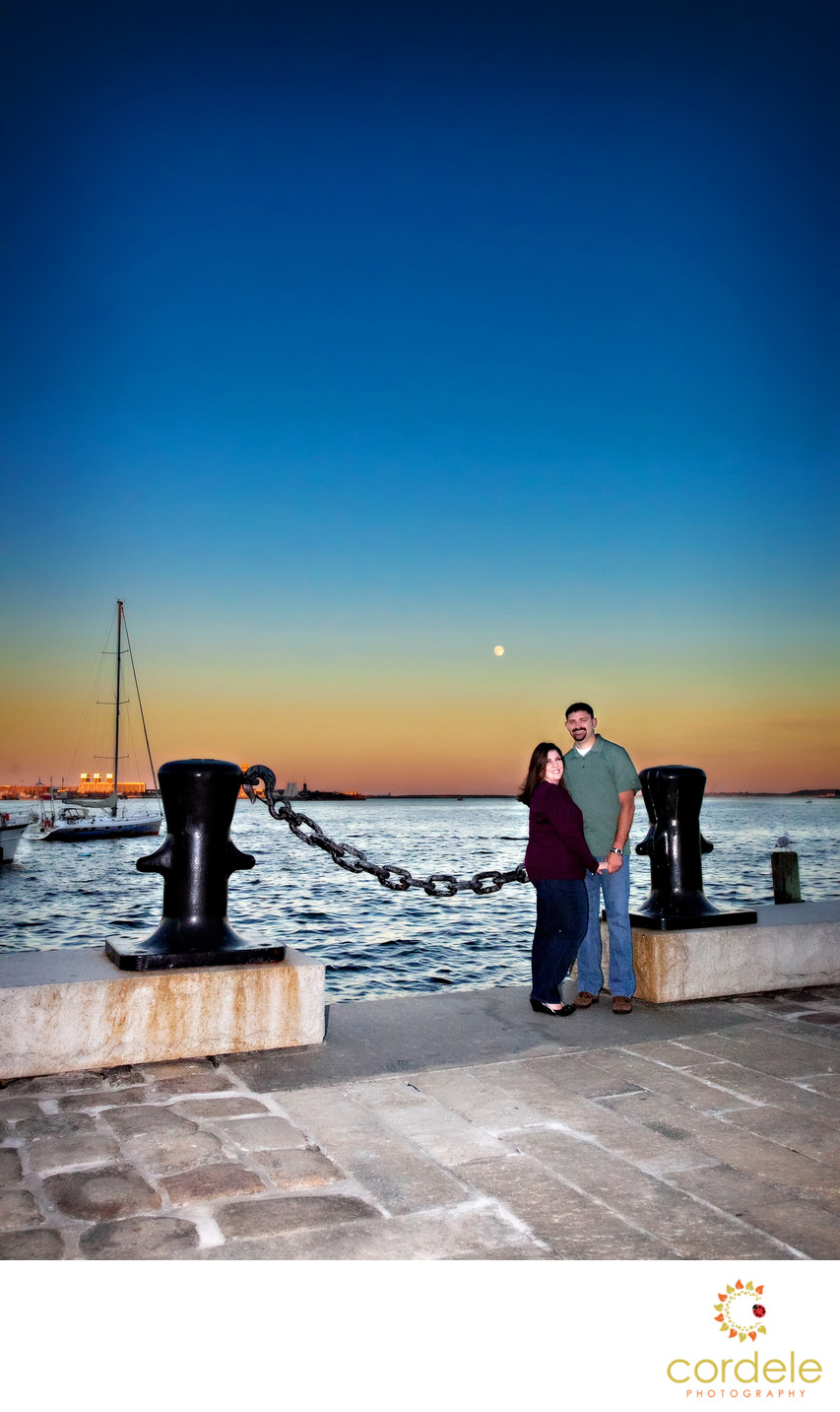 Best Boston Engagement Photos