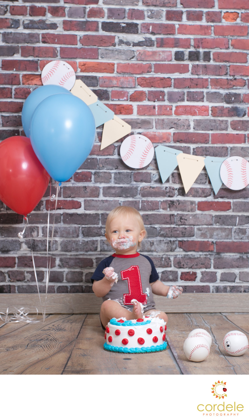 lynnfield cake smash photography studios