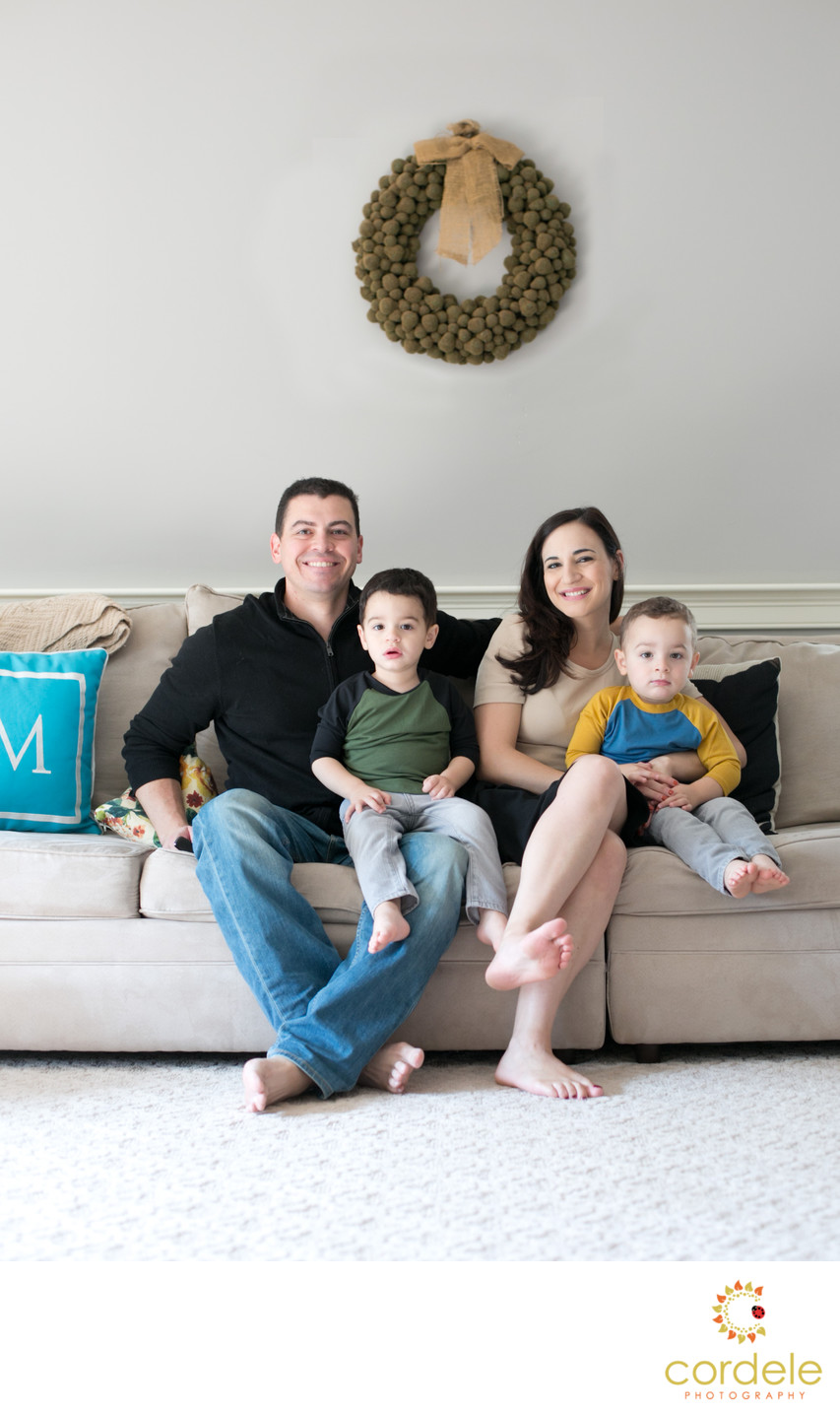 lifestyle photography in the home andover ma