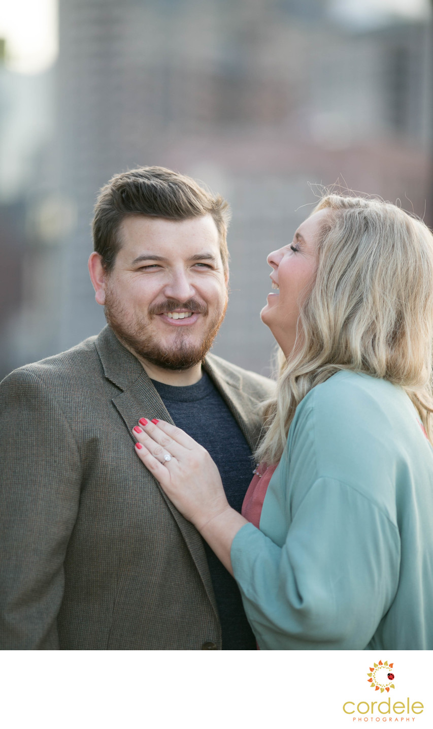 Boston proposal photographer