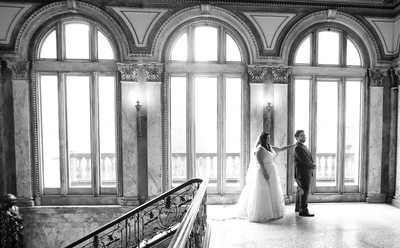 Providence Public Library Wedding