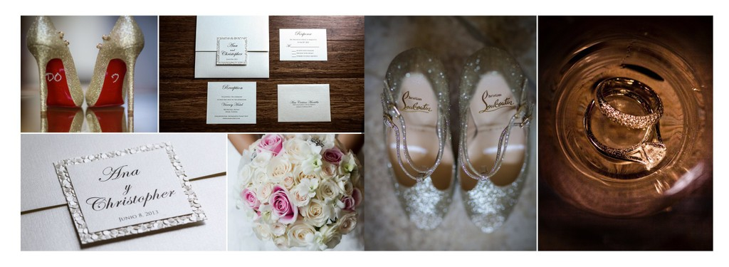 Getting Ready:bride details