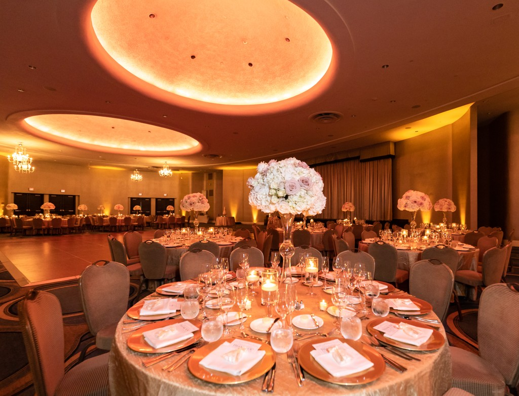 Fontainebleau Miami Beach Hotel, Miami Weddings