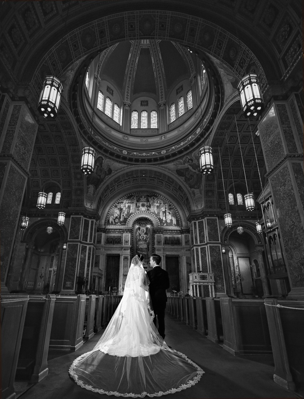 CATHEDRAL OF ST. MATTHEW THE APOSTLE WEDDING Photography
